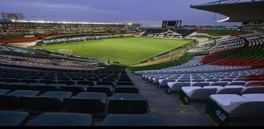 Por contingencia, frenan construcción del nuevo estadio León