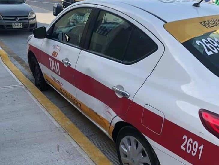 En Veracruz, encuentran muerto a taxista desaparecido