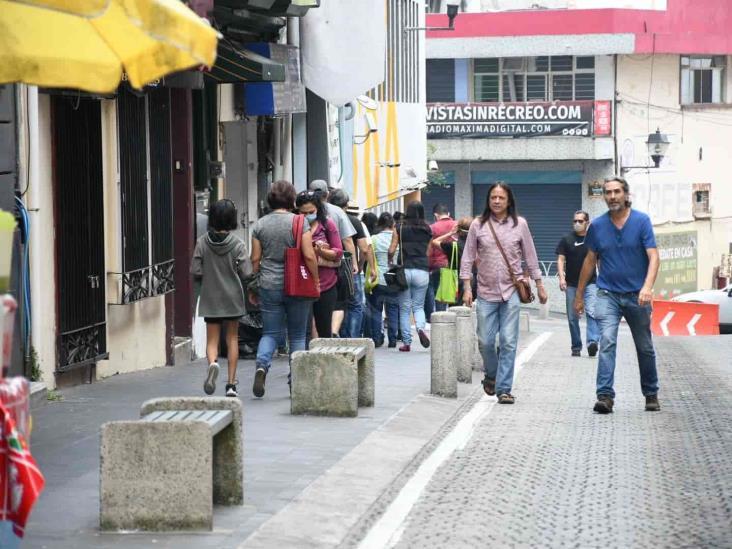 Viernes de quincena en Xalapa; se olvidó el #QuédateEnCasa
