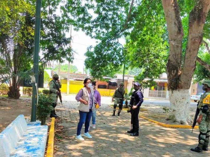 Reforzadas las acciones contra el Coronavirus en Minatitlán