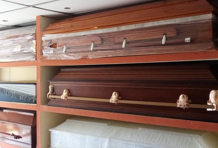 Hasta en 13 mil pesos los servicios funerarios por COVID-19