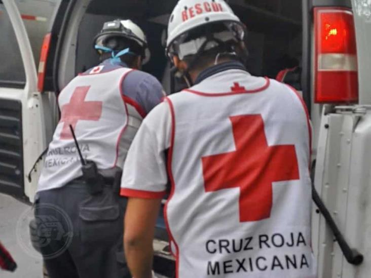 Por crisis en Nanachital, personal de la Cruz Roja no recibió gratificación