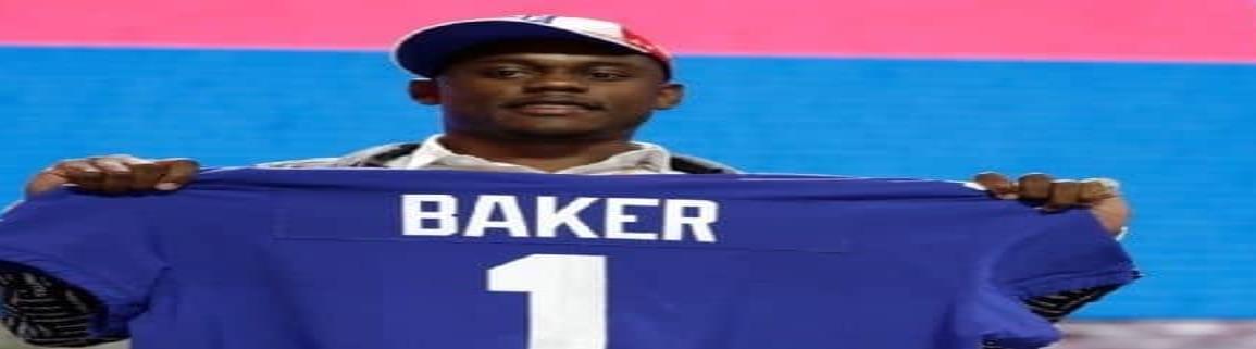 NFL: DeAndre Baker se entregó a la policía