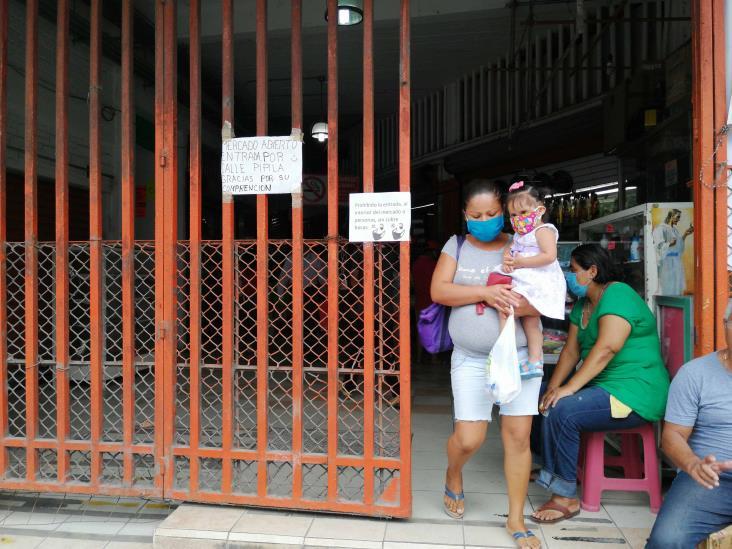 Durante pandemia, cubrebocas obligatorio en comercios de Tuxpan