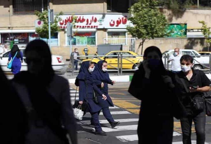 Alerta Irán de agravamiento de pandemia; van 7 mil muertos