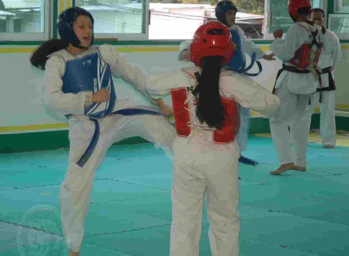 Se desesperan por regresar a la práctica del de Tae Kwon Do