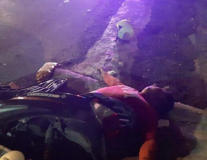 Grave, motociclista atropellado en Orizaba