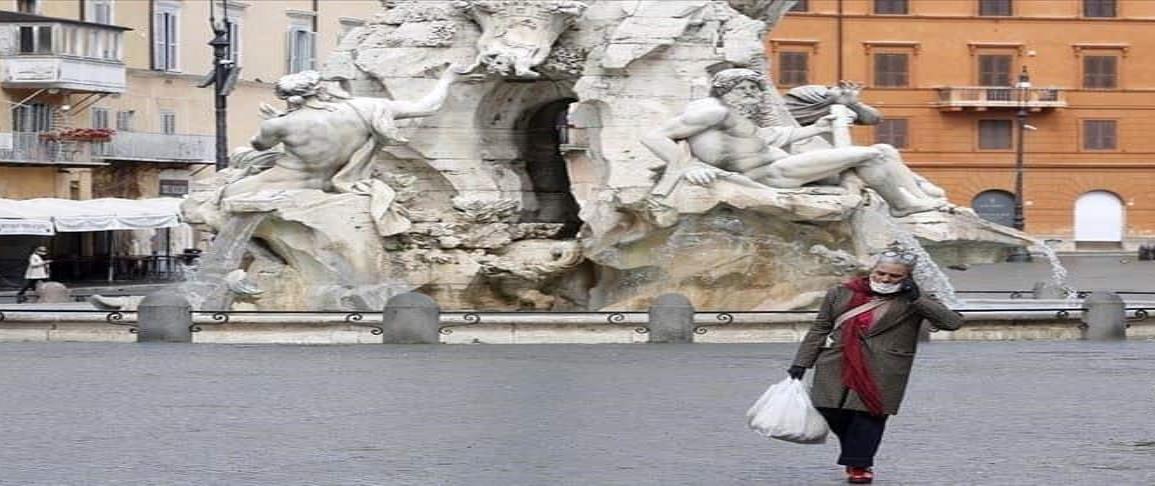 Italia registra menos de 700 contagios diarios por primera vez desde el 4 de marzo