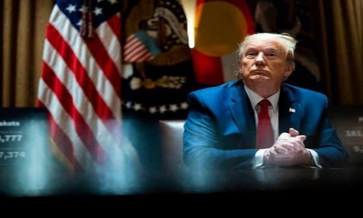Trump dice que está tomando hidroxicloroquina por si contrae COVID-19