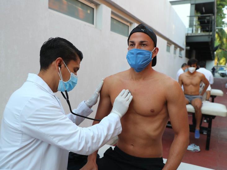 Chivas inició pruebas médicas para descartar COVID-19