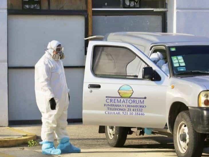 Semana letal en Coatzacoalcos, Coronavirus mata a 29 personas