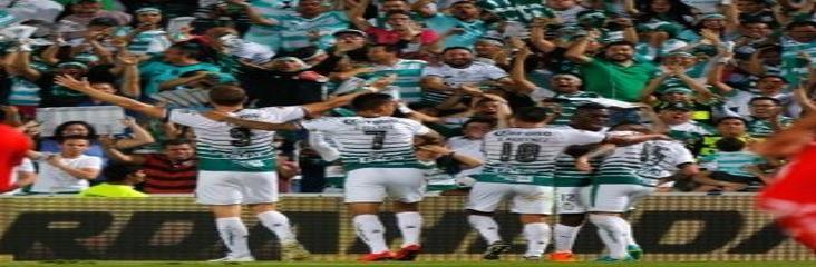 El Santos Laguna no podrá jugar con público en 2020
