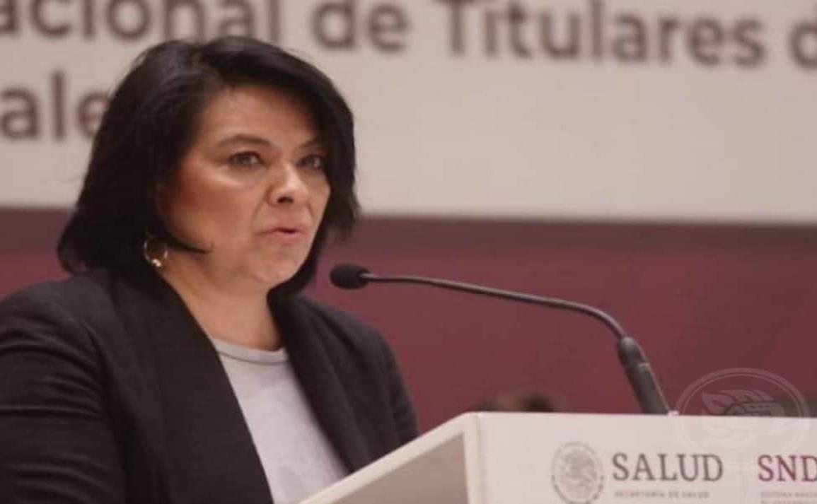 Directora del DIF federal se va de Veracruz por posible COVID-19