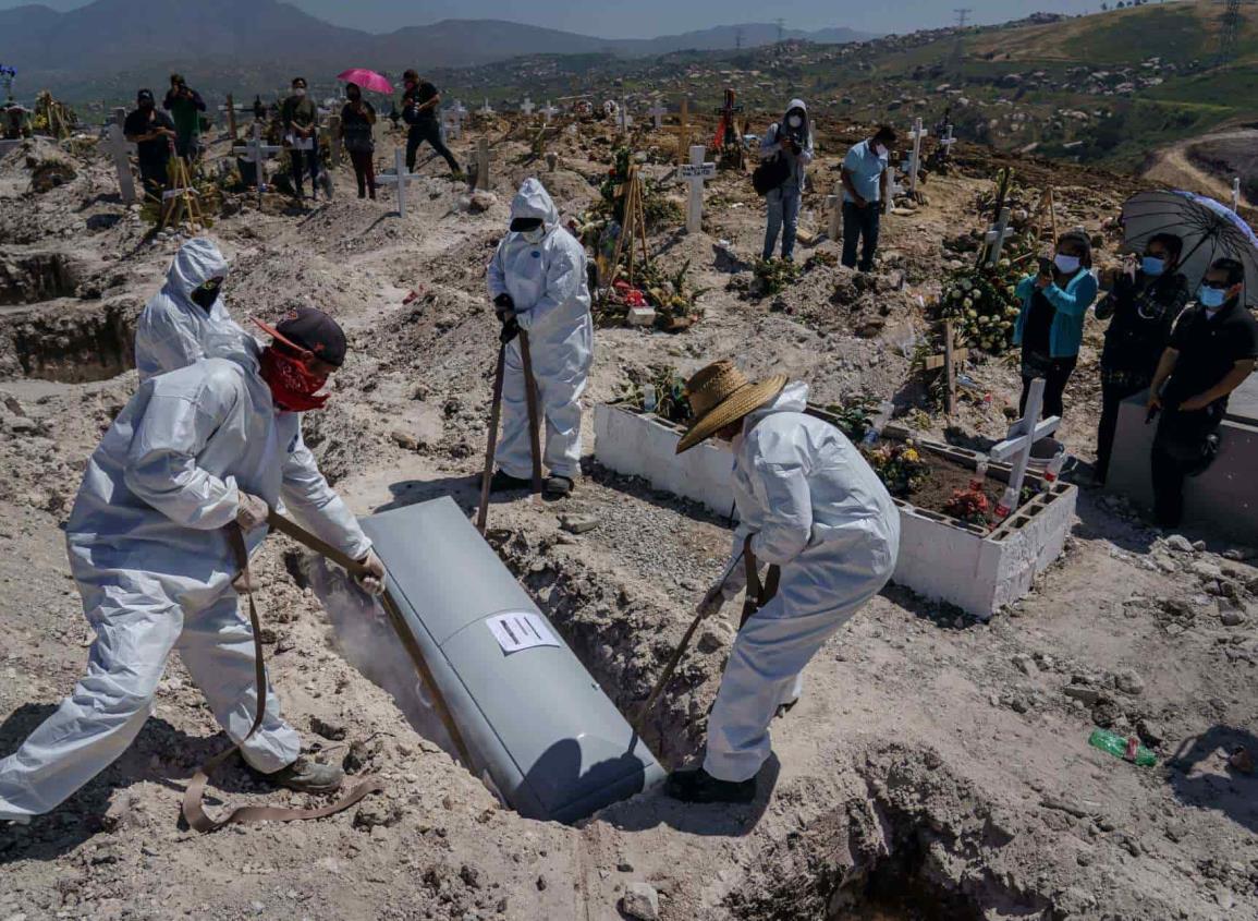 ´Atoran´ traslado de cuerpos de veracruzanos muertos en frontera con EU