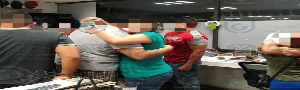 Rescatan a 14 médicos que estaban secuestrados en hoteles de CdMx