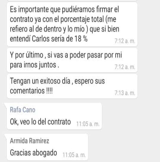 Inculpan ante FGR a Ana Guevara