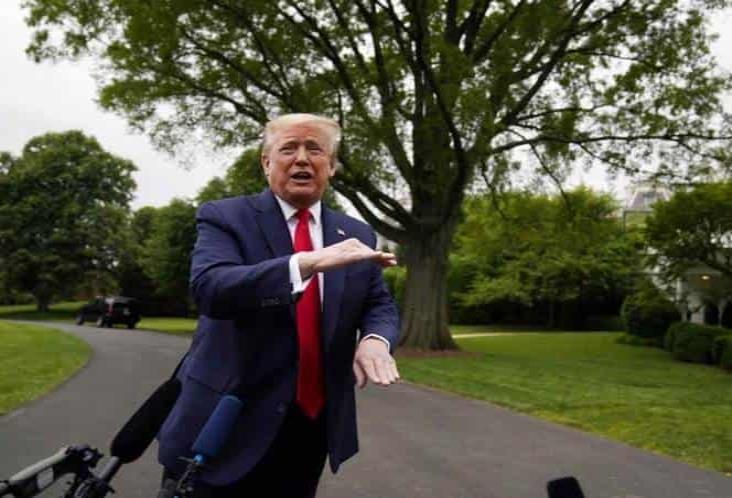 EU se retira de Tratado de Cielos Abiertos con Rusia: Trump