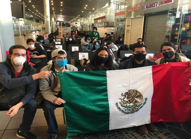 Suman 12 mil 900 mexicanos repatriados: Relaciones Exteriores