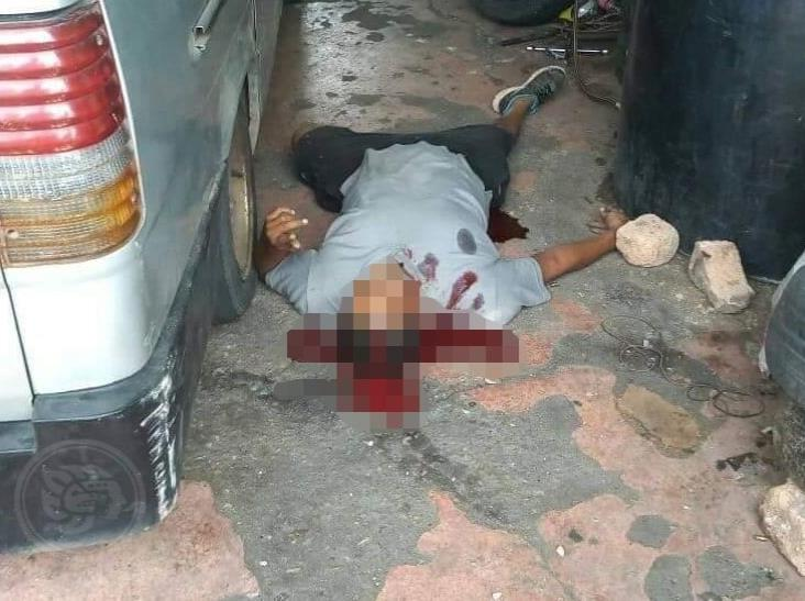 Ex árbitro asesinado y un taxista decapitado en Acayucan