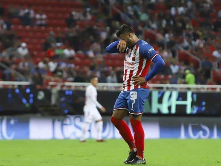 Jugador de Chivas da positivo a coronavirus; es el primer caso en el club