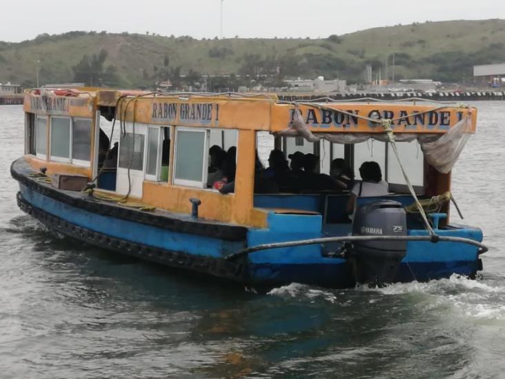 Transporte fluvial no respeta medidas sanitarias preventivas