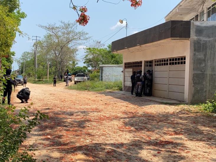 Hombres armados disparan contra la vivienda de un empleado de CFE