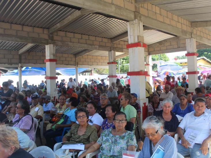 """En Agua Dulce, les roban pensión de """"68 y más"""" a personas de la tercera edad"""