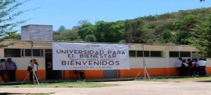 Entre junio y julio concluye edificiación de 80 Universidades para el Bienestar
