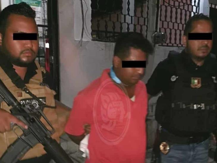 "Capturan a presunto asesino del ""Piporro"" en Sayula de Alemán"