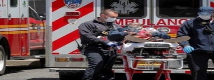 Registra NY menos de 100 muertes diarias por Covid-19 por primera vez desde Marzo