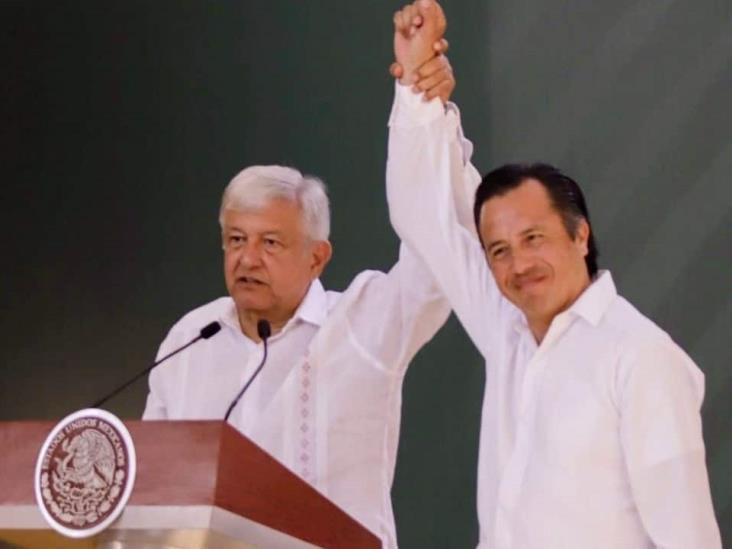Cuitláhuac es honesto, descarta AMLO corrupción en Veracruz
