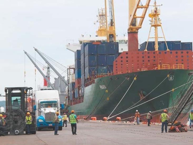 Exportaciones sufren colapso histórico ante coronavirus; caen 40.9% en abril: Inegi