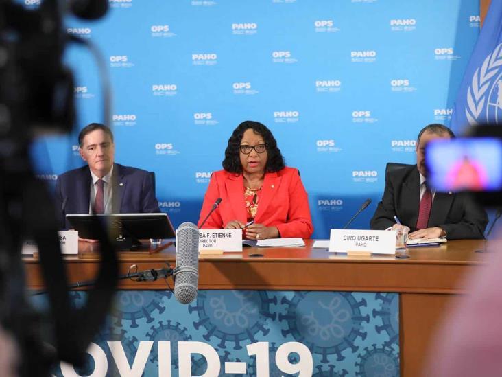 Organización Panamericana de la Salud prevé aumento de casos de covid-19 en México