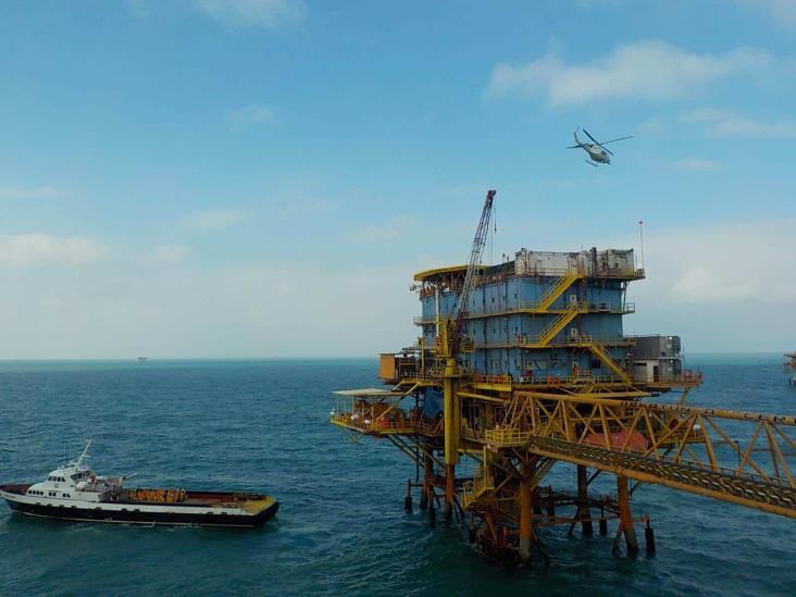 Chevron restablece producción en plataformas del Golfo de México