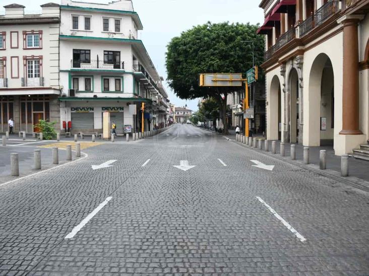 Veracruz sería segundo más afectado por pandemia, pronostican en EU