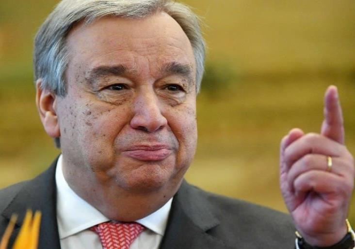 ONU lamenta oídos sordos a su llamado a un cese al fuego mundial