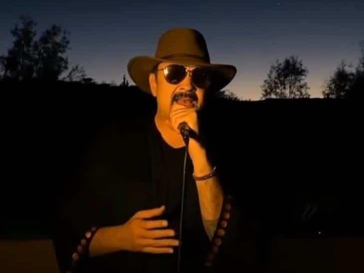 Pepe Aguilar hace cover de Pearl Jam: Interpreta