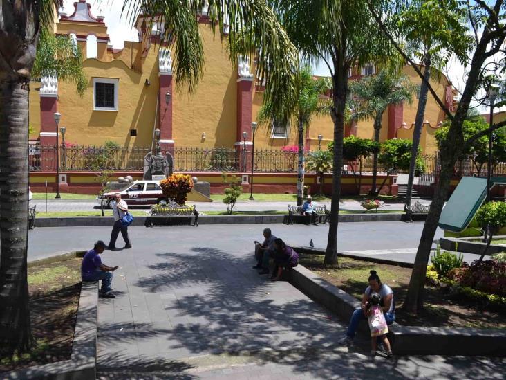 En nueva normalidad reabrirán parques con menor afluencia en Orizaba