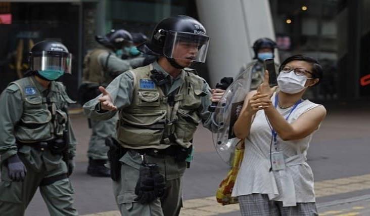 Repudian GB, EU, Canadá y Australia ley de seguridad china en Hong Kong