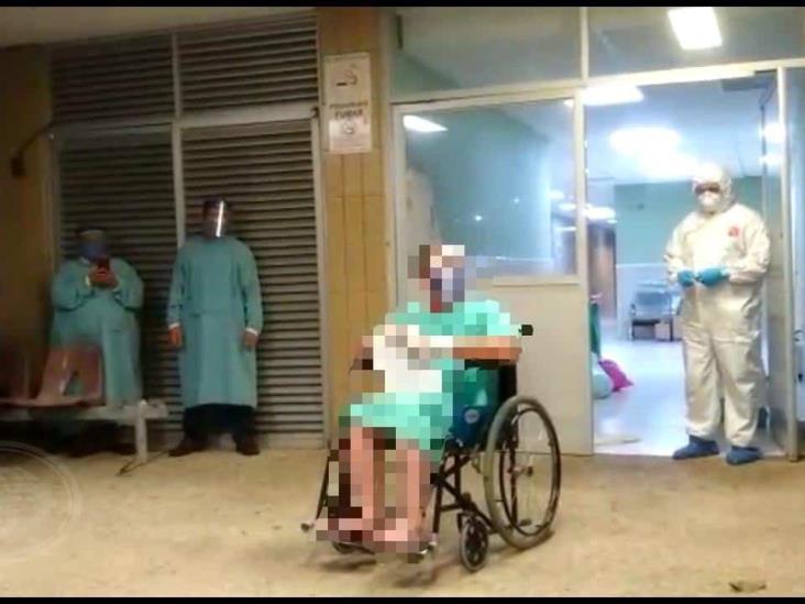 Vencen al Covid-19 cinco pacientes en Minatitlán