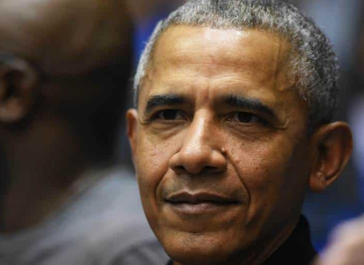 """El racismo no puede ser """"normal"""" en EU, dice Obama sobre la muerte de Floyd"""
