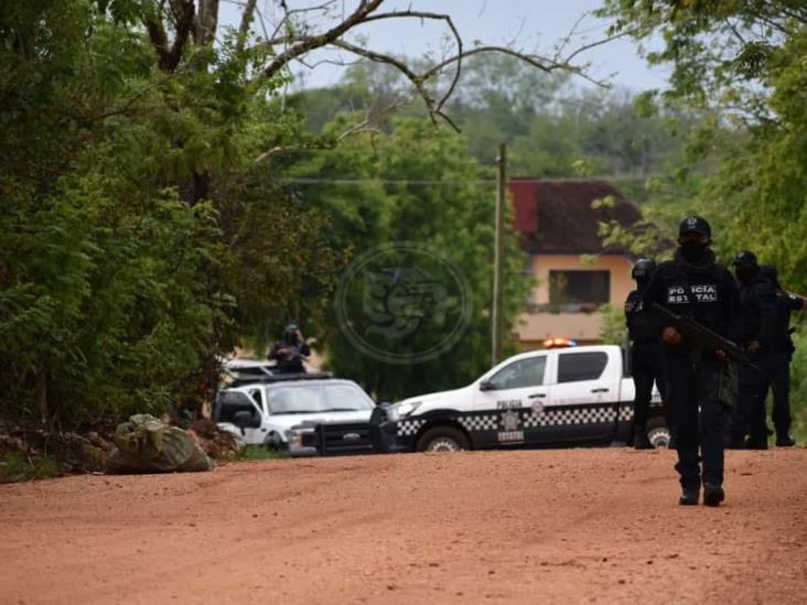 Crimen abandona dos cuerpos descuartizados en Acayucan