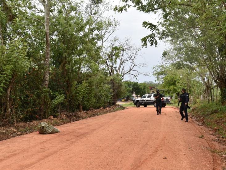 Identifican a hombre desmembrado localizado en camino de terracería