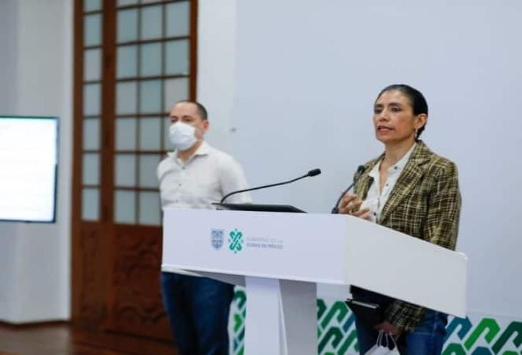 CDMX sigue en semáforo rojo, obligatorio el uso de cubrebocas: Salud