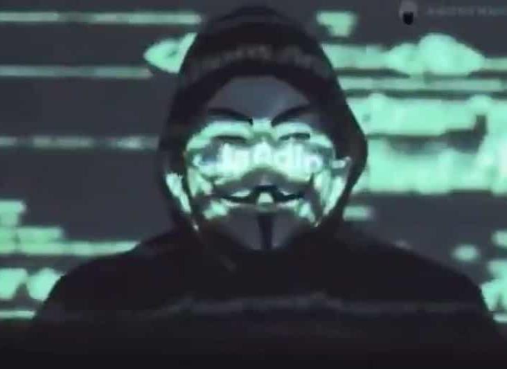 Anonymous amenaza con exponer red de corrupción policial  tras asesinato de Floyd