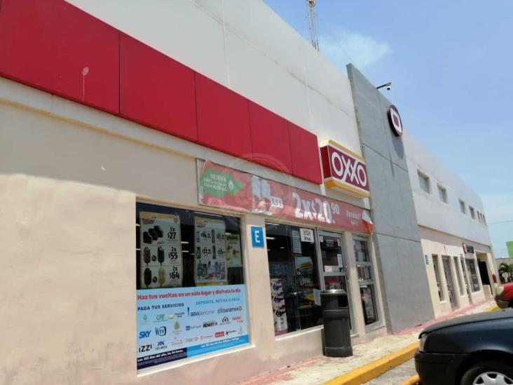 No paran los asaltos a tiendas de conveniencia en Coatzacoalcos