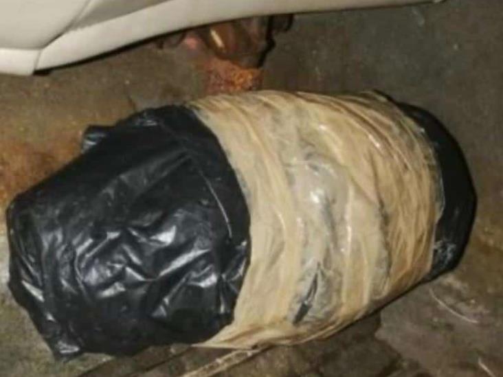 Captura SSP a presunto jefe de sicarios del CJNG en Acayucan