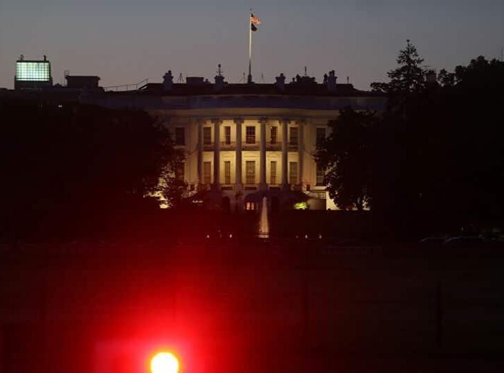 La Casa Blanca queda en tinieblas ante protestas por el asesinato de George Floyd