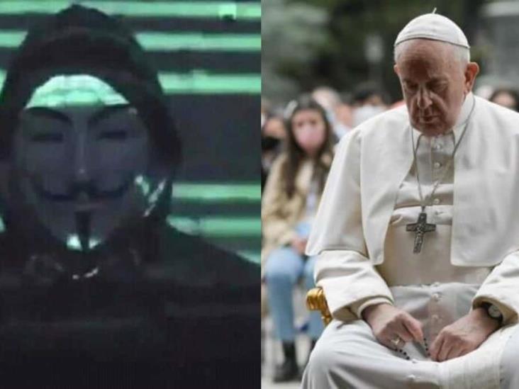 Anonymous hackea página del Vaticano y expone más de 6000 casos de pederastia