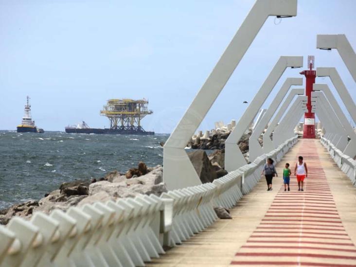 Puerto de Coatzacoalcos, tercer lugar nacional en manejo de carga